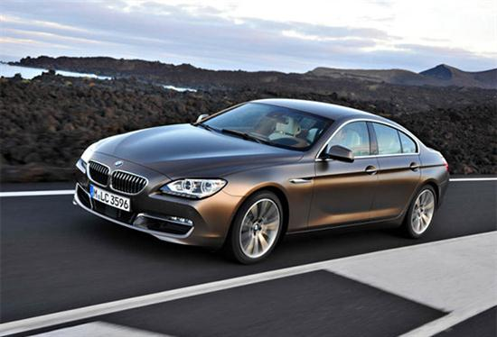 2013 BMW 6 Series Gran Coupe - 01