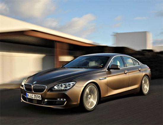 2013 BMW 6 Series Gran Coupe - 02