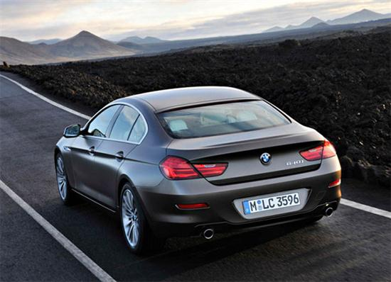 2013 BMW 6 Series Gran Coupe - 03