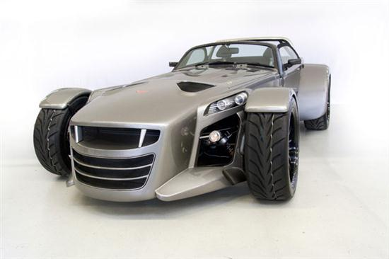Donkervoort D8 GTO with Audi TT Engine - 01
