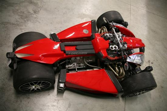Lazareth Wazuma V8F – Powered By Ferrari - 05