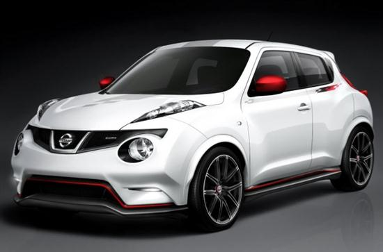 Nissan Juke NISMO Concept at Tokyo Motor Show - 01