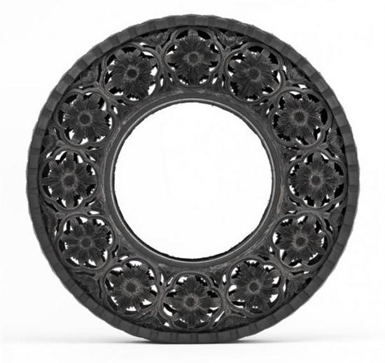 Hand-Carving Car Tires - 06