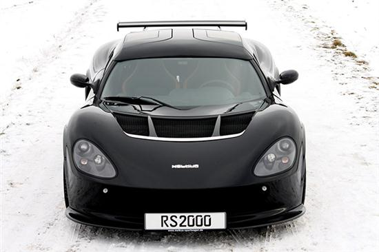 The Melkus RS2000 Black Edition - 01