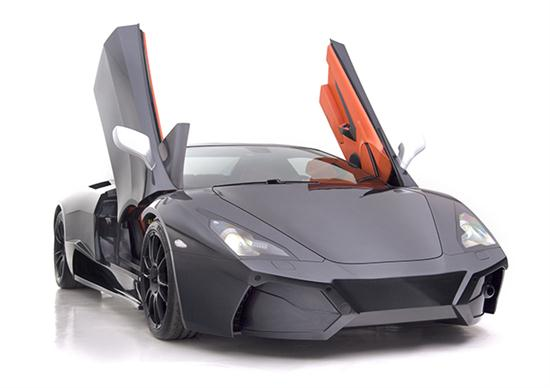 Supercar With Night Vision - Arrinera 2013 - 01