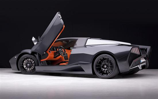 Supercar With Night Vision - Arrinera 2013 - 04
