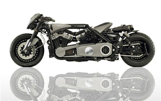 TwinTrax With Dual Harley-Davidson Engines - 01