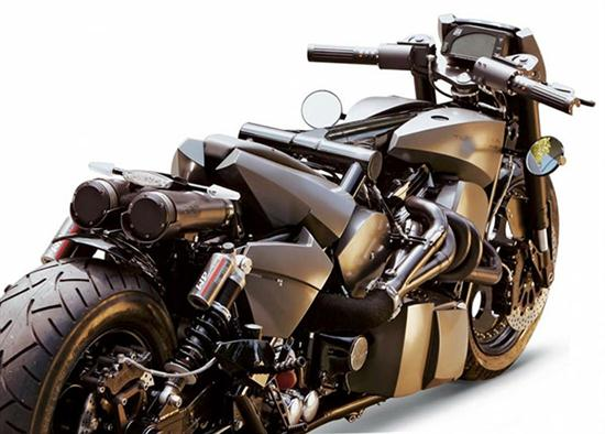 TwinTrax With Dual Harley-Davidson Engines - 03
