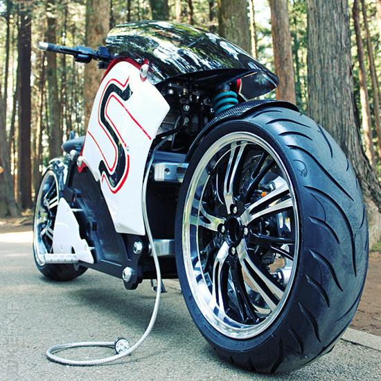 ZecOO Electric Motorcycle Worth $70,000 - 01