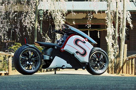 ZecOO Electric Motorcycle Worth $70,000 - 02