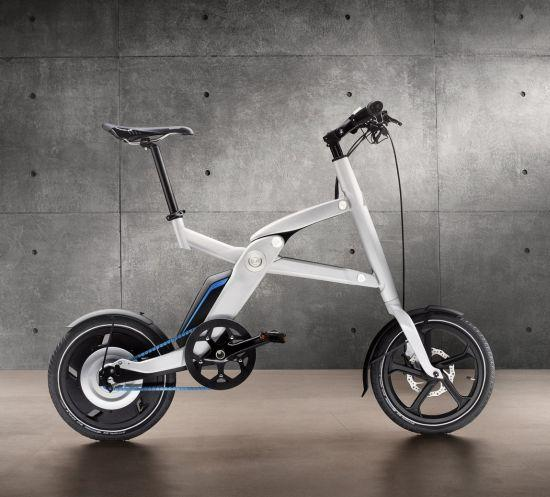 BMW Folding Electric Bike - 01