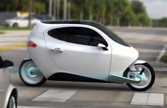 C-1 Electric Urban Vehicle - 01
