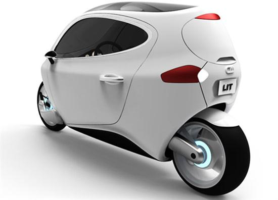C-1 Electric Urban Vehicle - 03