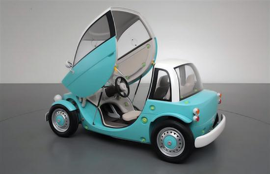 Camatte Mini Kids Car by Toyota - 04