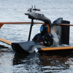 FlyNano Personal Electric Seaplane