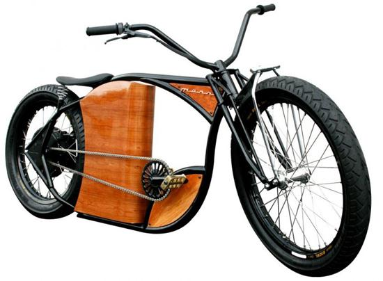 Marrs M-1 Electric Bike - 01