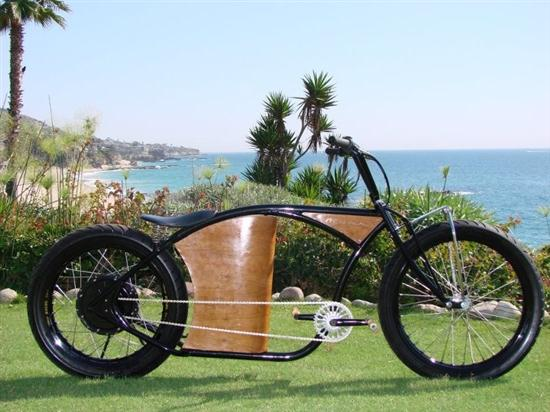 Marrs M-1 Electric Bike - 02