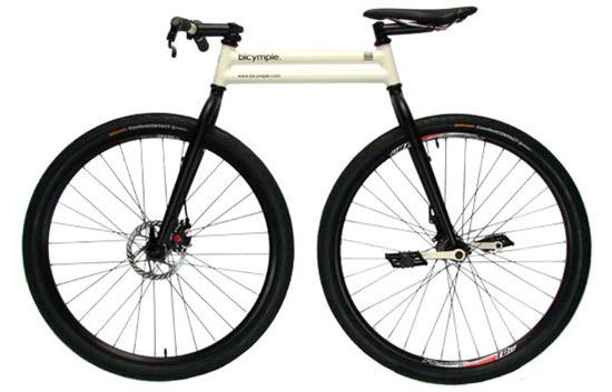 Bicymple - Stylish and Simply Bike - 01