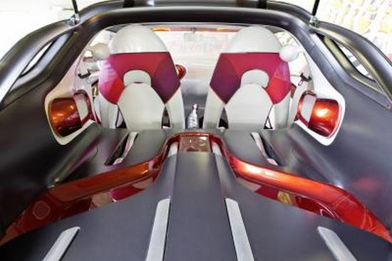 ForStars Concept Car With Built-in Projector - 04