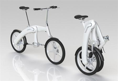 Mando Footloose Chainless Folding Electric Bicycle - 02