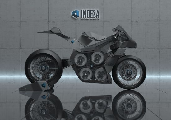 AER Electric Concept Motorcycle - 03