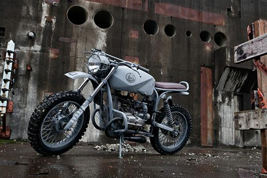 URAL Motorcycles x ICON - 01