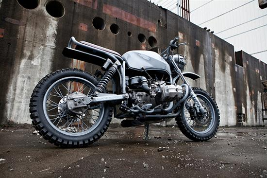 URAL Motorcycles x ICON - 02