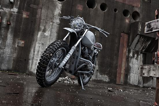 URAL Motorcycles x ICON - 03