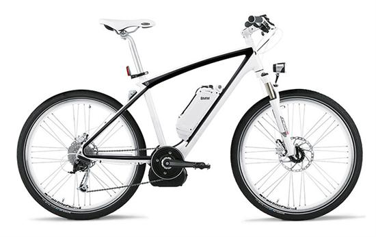 Cruise Electric Bike by BMW - 01