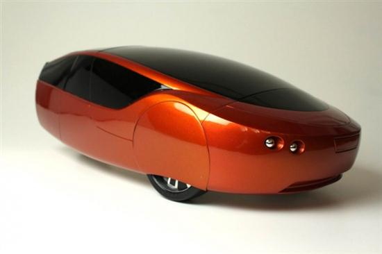 Ultra-Strong and Ultra-Light 3-D Printed Car