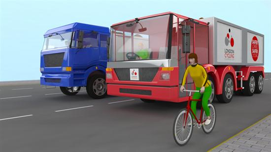 Truck Redesign for Reducing Cyclist Fatalities