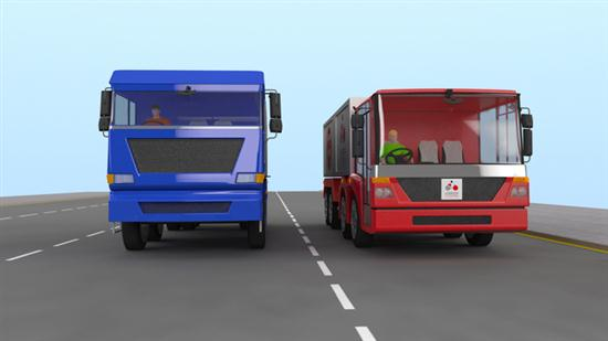 Truck Redesign for Reducing Cyclist Fatalities - 02