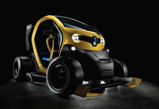 Renault Twizy Sport F1 Electric Concept - 01