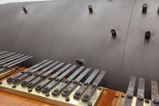 The Music Box Made of Soil Compactor Machine - 02