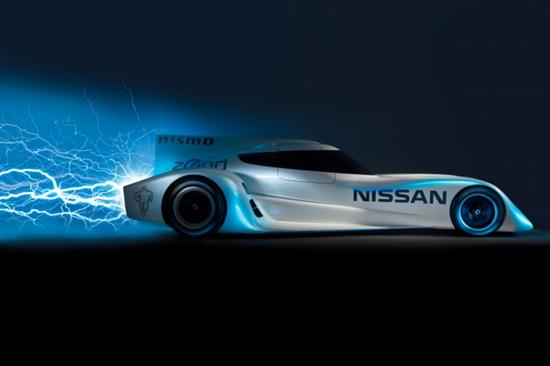 Nissan The World's Fastest EV - 01