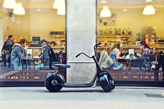 Scrooser Electric Scooter - 01