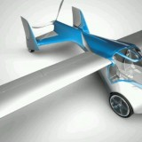 Aeromobil Flying Car Concept