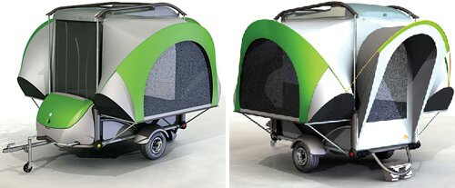 Camping and Travel Trailer