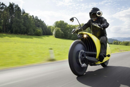 johammer long range electric motorcycle