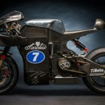 Sarolea SP7 Electric Motorcycle