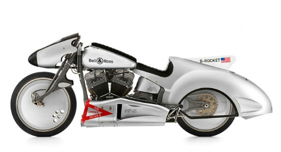 Bell & Ross B-Rocket Bike