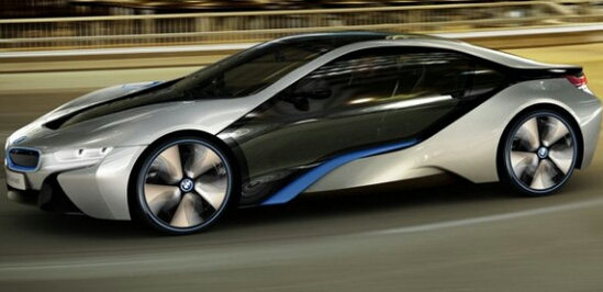 silk road 2 - bmw-toyota concept sports car