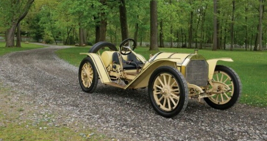 Mercer 35R Raceabout on Auction