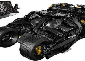 Lego Betmobile for Dark Knight's 75th Birthday