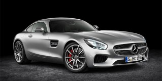Mercedes Benz AMG GT New Sports Car