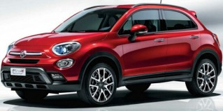 Fiat 500x In Serial Production