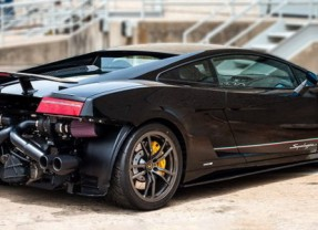 Lamborghini Gallardo With Over 2,000 Horsepower