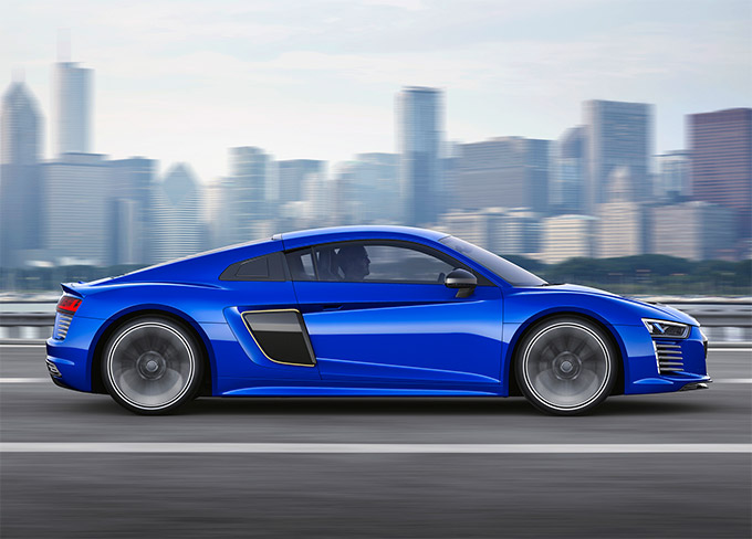 Audi R8 E-Tron Piloted Driving Technical Concept 03