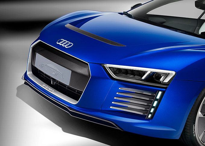 Audi R8 E-Tron Piloted Driving Technical Concept 04