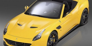 Ferrari California T Tuned by Novitec Rosso